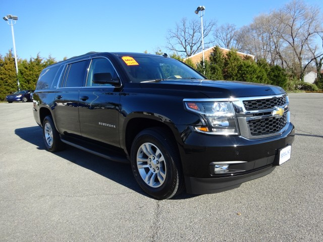 2015 chevrolet suburban lt 1500 4wd for sale in roanoke va cargurus. Black Bedroom Furniture Sets. Home Design Ideas