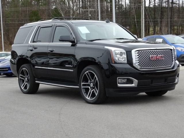 2015 gmc yukon for sale in raleigh nc cargurus. Black Bedroom Furniture Sets. Home Design Ideas