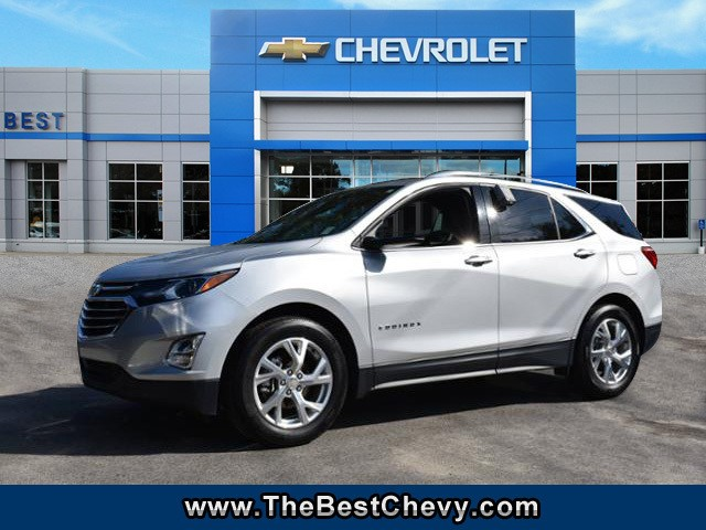 2018 Chevrolet Equinox 1.5T Premier FWD Used Cars In Hingham, MA 02043. Good  Deal